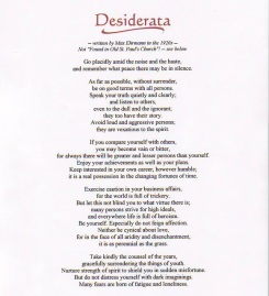 Desiderata-2